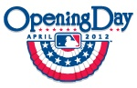 Opening Day 2012!!  Texas Rangers vs Chicago White Sox