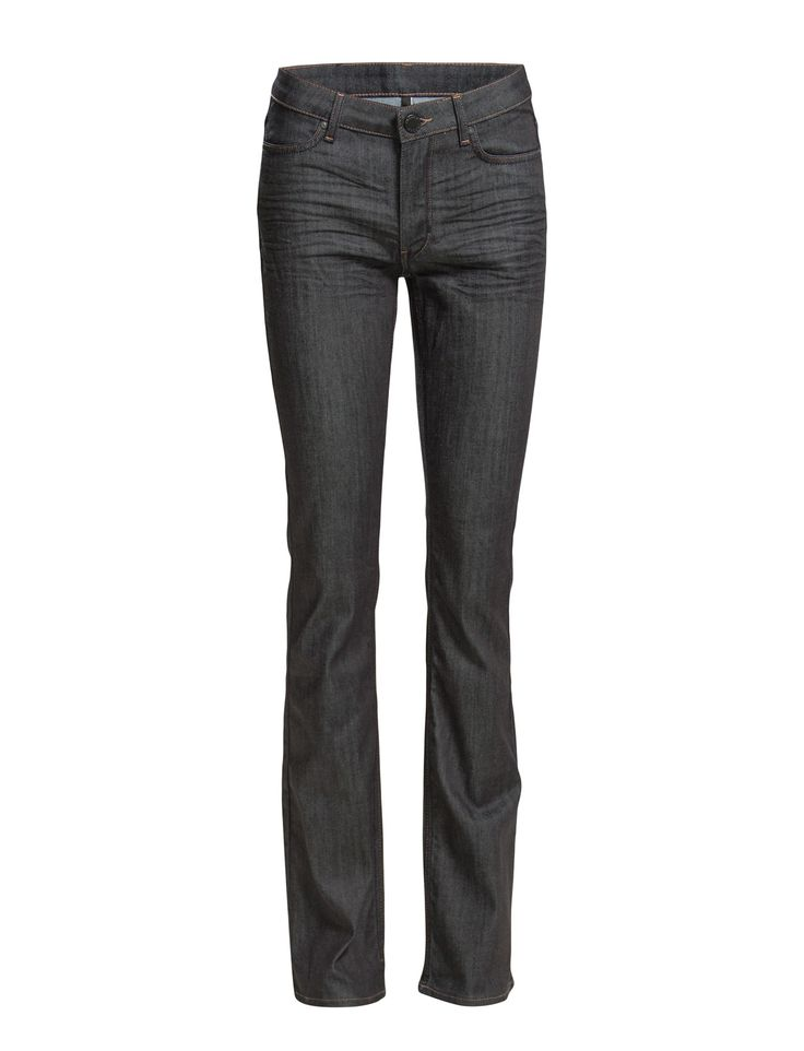 DAY - 2ND Flare Rinse Check out these jeans from 2ND DAY! 2ND Flare Rinse comes in a classic fit with a nice flare-twist! A dark and washed denim – in grey tones. Style the jeans with a white shirt and a pair of chic stilettos.  Chambray Dark rinse Slight stretch Slightly flared bottom Jeans