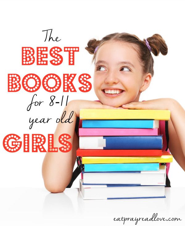 Need reading ideas for your girls this summer? Here are some great picks!