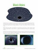 Explore astronomy black holes modules