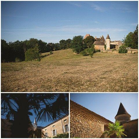 chateau de la bourlie in Dordogne France  | © Rik Pennington