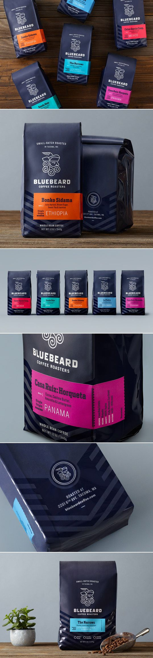 Lovely Package - Blue Beard Coffee Roasters