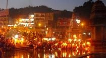 Haridwar, one of the most important holy places for the devotees of Hinduism in India is located in the state of Uttarakhand.