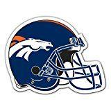 Denver Broncos Refrigerators