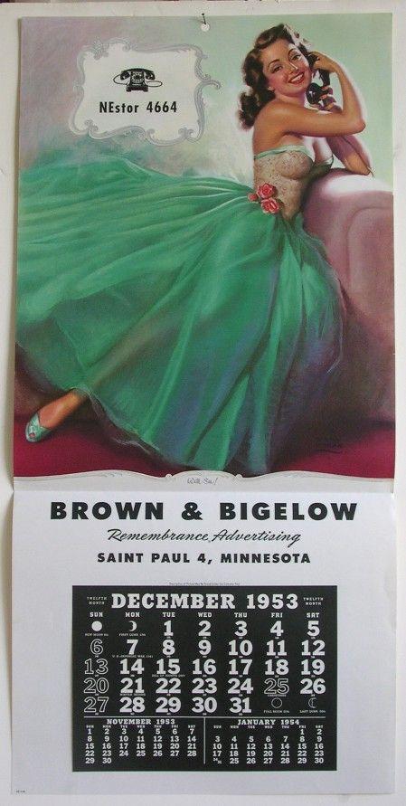 Vintage Calendar Girl Art : Best vintage calendar girls images on pinterest pin