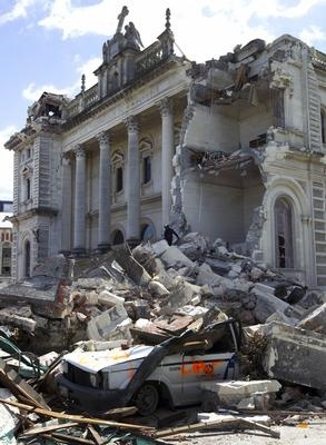 Christchurch, NZ. Why special? Because we survived the quake and were privileged to watch the people of Chch rise to the occasion.