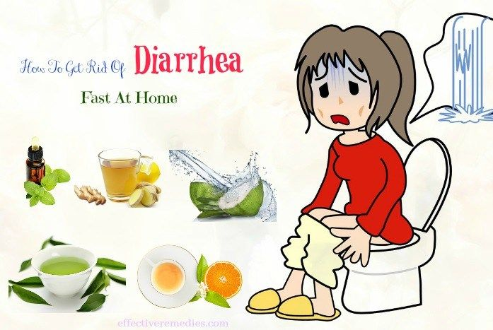 How Long Does It Take To Get Rid Of Diarrhea