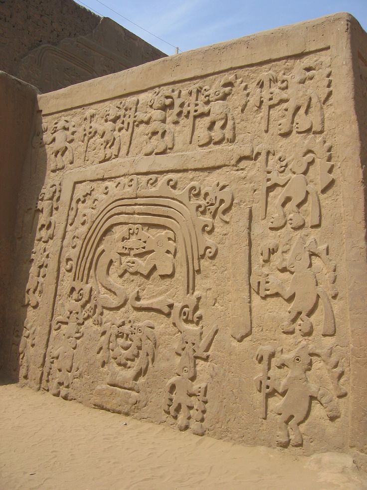 Chan Chan – A Pre-Columbian City near Trujillo (Peru) http://www.southamericaperutours.com/