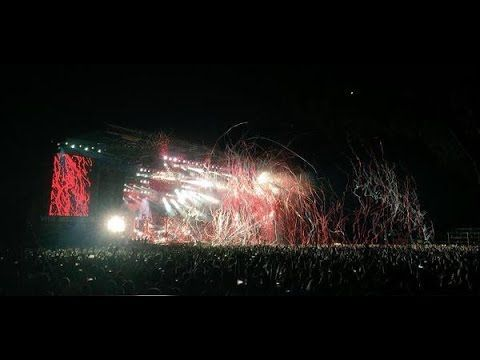 Muse Live at Rock In Roma 18/07/2015 full concert show High Quality Audio