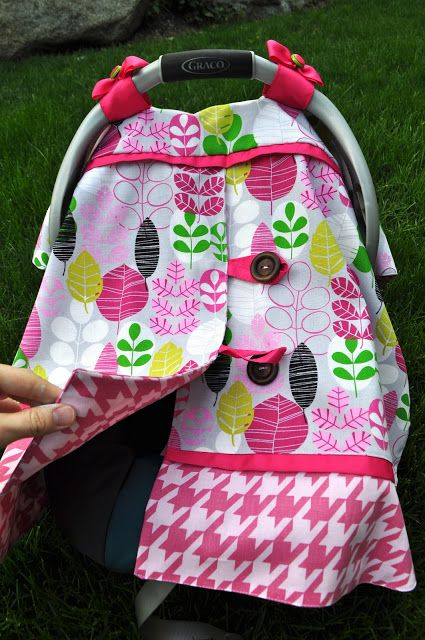I Am Momma - Hear Me Roar: Baby Carrier Cover and a Pattern Giveaway