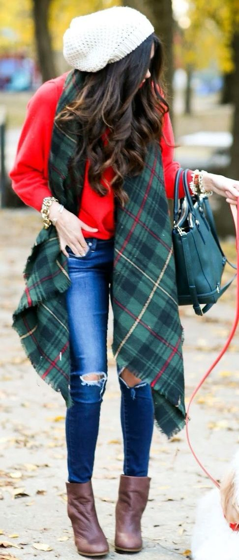 Cute outfit for the holidays!
