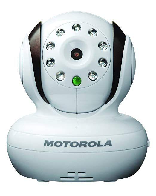 Motorola Wifi Internet Digital Video Baby Monitor, use app