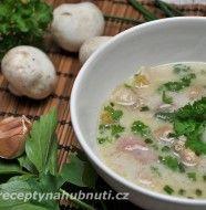 bílá-kuřecí-polévka