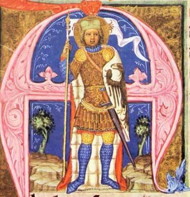 XIII A 12 - Liber Viaticus , f.