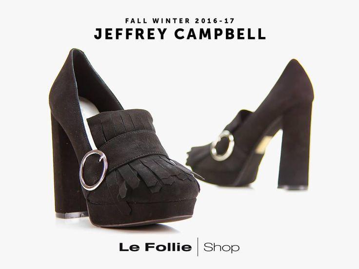 Scarpa con tacco Jeffrey Campbell