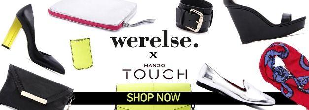 Werelse for Mango Touch, gli accessori della capsule collection firmata dalle fashion blogger.