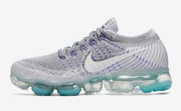 f17373c9f7 Nike Air VaporMax Heritage Grape Cool Grey White-Pure Platinum-Wolf Grey  For Sale