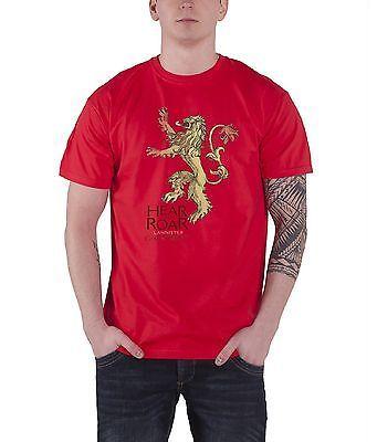 Game of thrones #lannister hear me roar tee #shirt #fantasy lion t ...