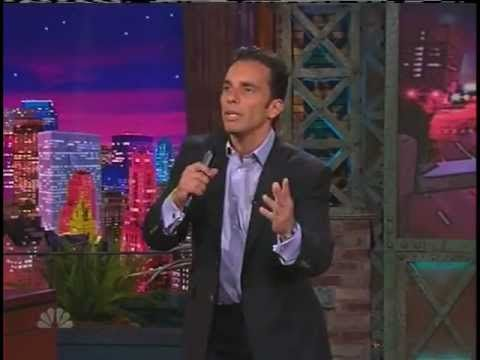 Sebastian Maniscalco - Tonight Show. First dates, guys with coffee orders, men drinking appletinis, guys named Trevor