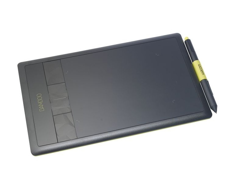 Wacom Bamboo Pen & Touch CTH-470