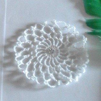 10 decorazioni Natale matrimonio uncinetto