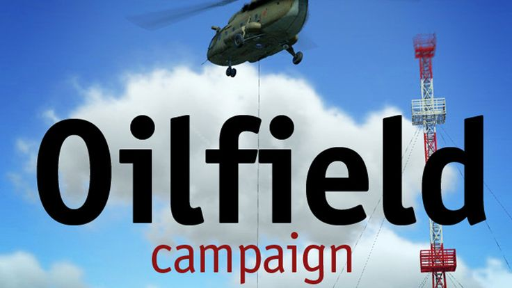 Eagle Dynamics has just released a new campaign for the rotorheads out there. Oilfield Campaign puts in you the seat of a civilian Mi-8 pilot.
