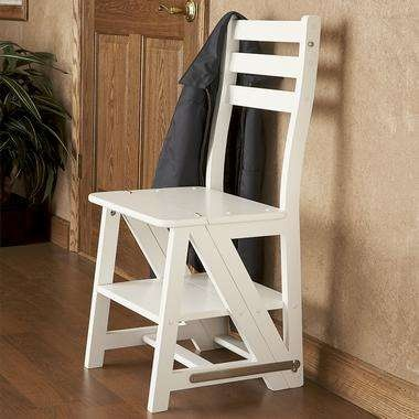 13 Best Step Ladder Chair Images On Pinterest Ladder