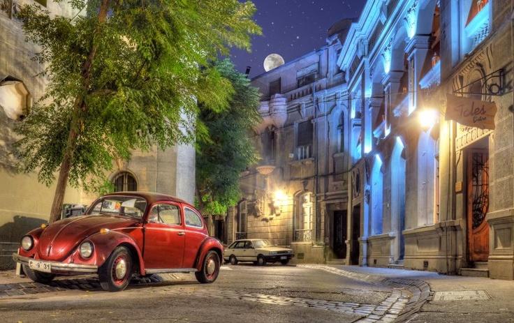 Barrio Concha y Toro (Santiago Centro).