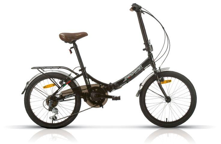 "Bicicleta Plegable Megamo Zambra 20"" negro. http://www.bicicentral.com/bicicleta-plegable-megamo-zambra-entrega-gratuita.html"