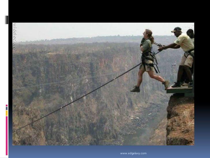 Descriptive essay bungee jumping