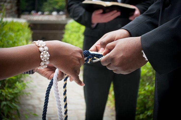 Diy Wedding Three Strand Cord Ceremony Wedding