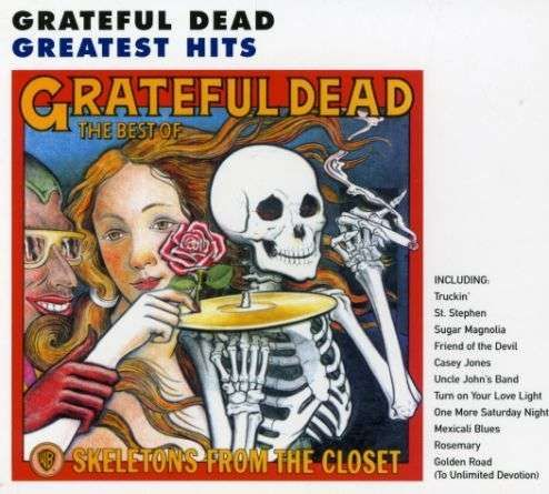 Most Popular Grateful Dead Album | Grateful Dead: The Best Of Grateful Dead auf CD