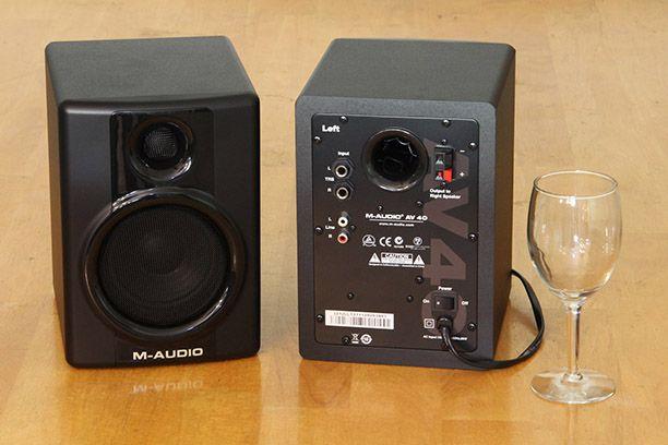 M-Audio Studiophile AV 40.