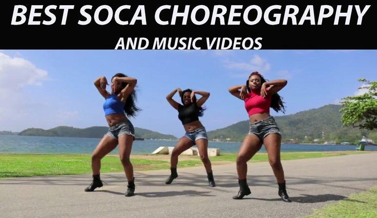 BEST SOCA CHOREOGRAPHY AND MUSIC VIDEOS (DJ NAZTY NIGE VIDEO MIX)