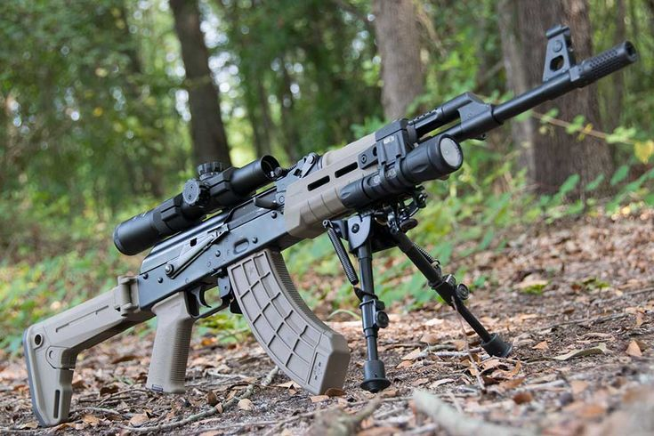 Looking to stretch every last inch of capability out of your AK-47? Check out these five AK accessories that will make your Soviet machine run like a dream.