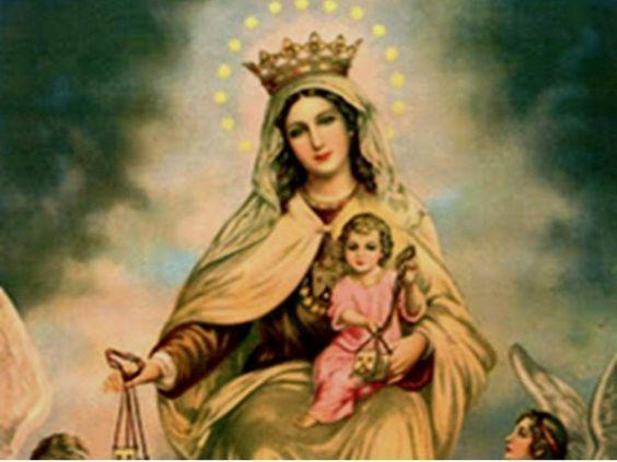 En nombre del Padre+  y del Hijo + y del Espíritu Santo +, Amén. Por el poder de la Santísima Trinidad, por el poder Creador, tengo yo vi...