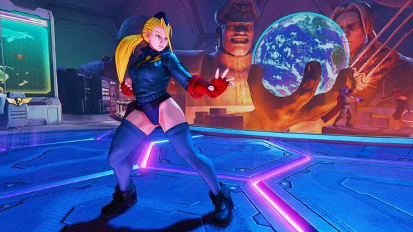 Visionneuse d'images du jeu Street Fighter V - PC sur Jeuxvideo.com