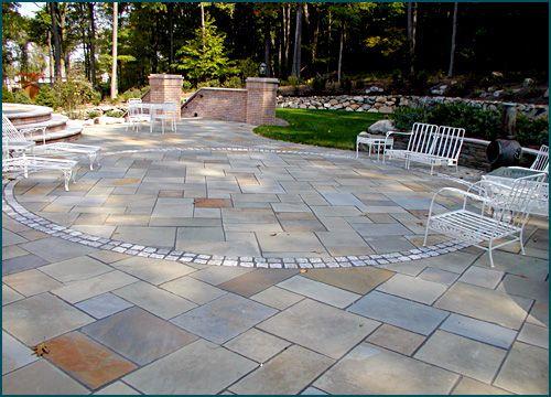 Bluestone Full Range Color Walkway And Patio Stone