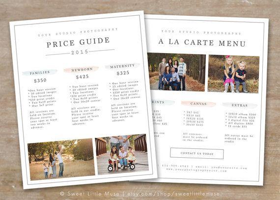 Best Price Guide Ideas On Pinterest Yard Sale Prices Garage - Price list brochure template