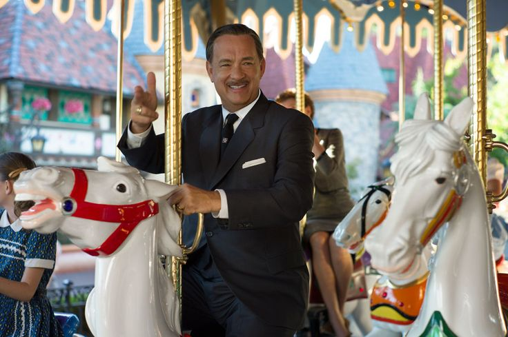 Dans l'ombre de Mary. Un film étonnant, captivant et émouvant sur la rencontre Walt Disney / Pamela Lyndon Travers. #SavingMrBanks #DanslombredeMary #MaryPoppins #Cinema #DisneySocialClub @Disney FR