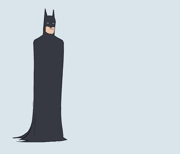анимационные картинки бэтмена болит сердце