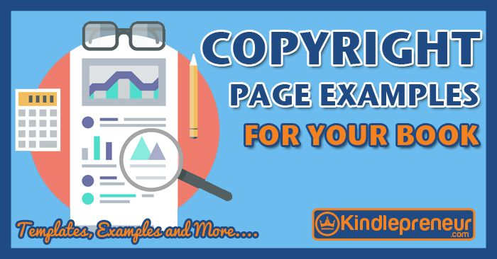 Learn the importance of a book copyright page in your ebook so as to protect yourself. Also, get some professional level copyright example to use now.