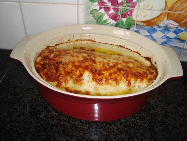 Recept voor Kalfsgebraad Orloff. Meer originele recepten en bereidingswijze voor vleesgerechten vind je op gette.org.
