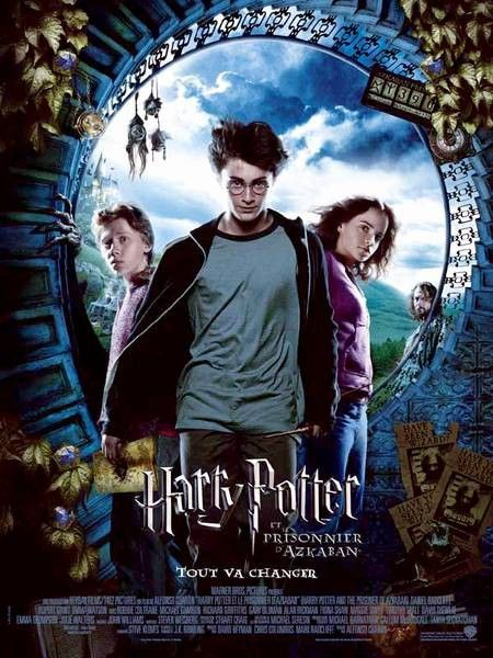 Haary Potter and the prisonner of Azkaban