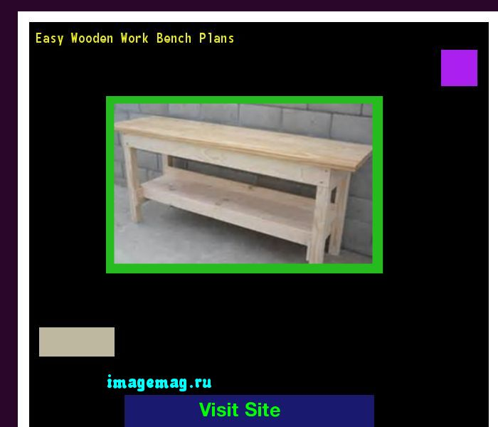 Easy Wooden Work Bench Plans 121725 - The Best Image Search