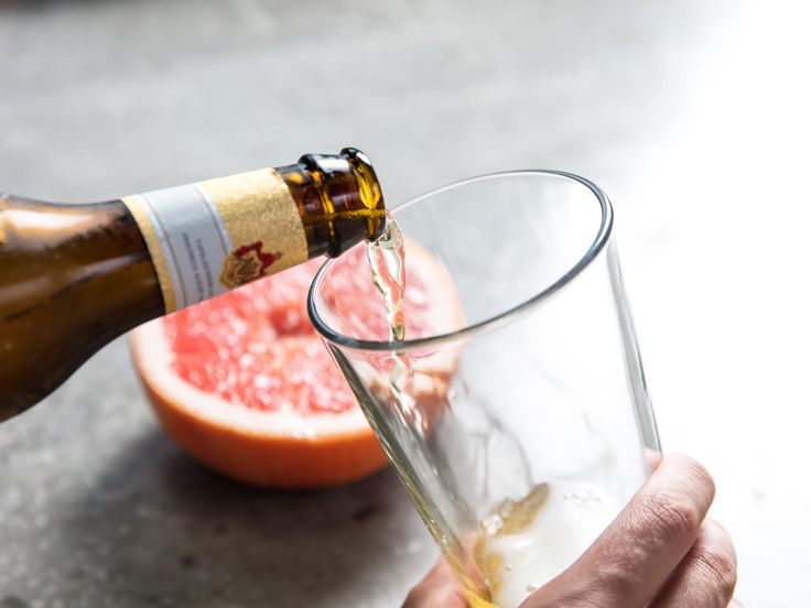 How to Make a Radler (Shandy), a Great Citrus-Beer Drink to Beat the Heat | Serious Eats