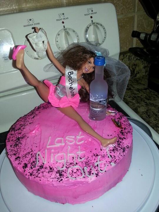 Happy Birthday Barbie Cake Games