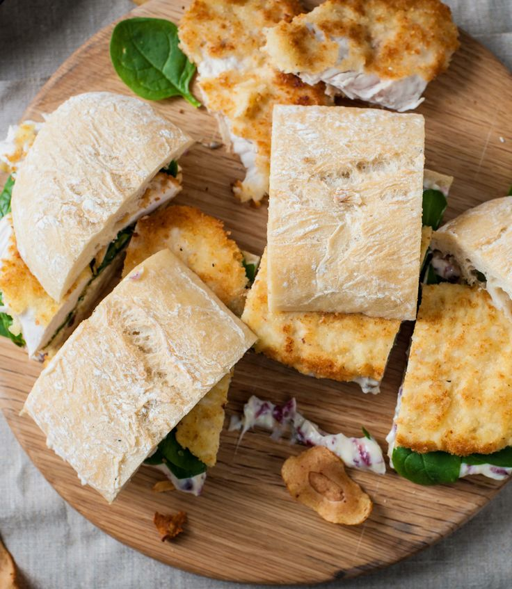 There's lots to enjoy about Luke Tipping's gourmet take on sandwich and crisps, not least the cranberry and caper mayo - which perfectly dresses the turkey and ensures the sandwich is not dry.