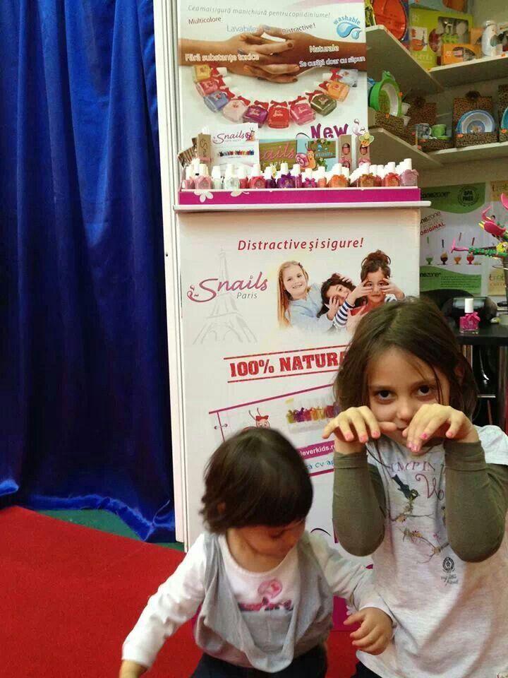 Snails expo Romania