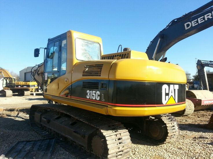 2005 Caterpillar 315CL Excavator for sale at B&R Equipment.  Call Milo for more details and more photos.  8173791340 http://www.brequipmentco.com #caterpillar #cat #excavator #heavyequipment #constructionequipment #forsale #construction #photo #beautiful #photooftheday #bestoftheday #love